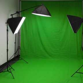 Green Screen and Lightboxes - DSC5150