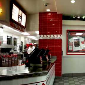 In-N-Out Burgers, Natomas, CA