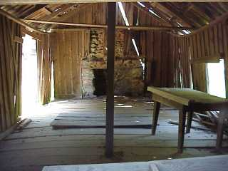 Mark Twain Cabin Interior MVC-073X