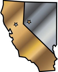 California/Nevada Logo