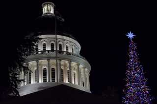 New Year's Eve at the Capitol
