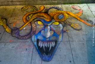 Medusa's Head (Chalk)