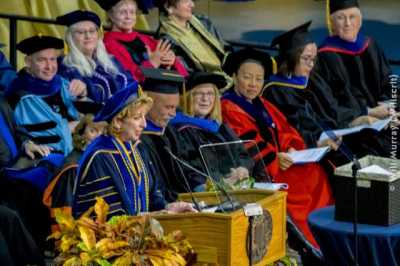 UC Davis 2015 Fall Commencement Speakers